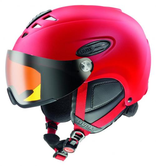 39cfd6291 Uvex Hlmt 300 Visor Adult Ski Helmet - Category 3 Lens